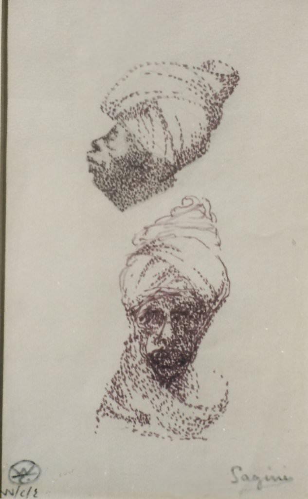 Nubian Portrait